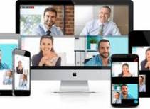Polycom cloud multiparty video conferencing solutions.