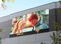 GSQ Outdoor LED Display